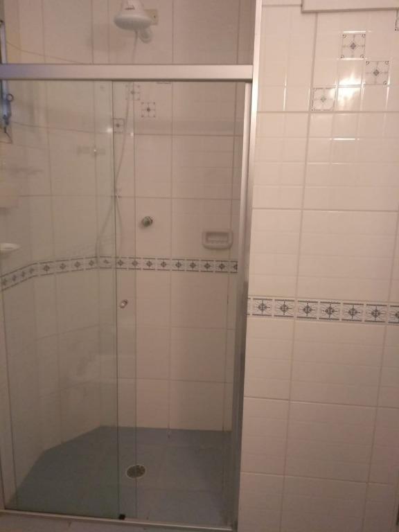Apartamento Kitnet Com 1 Dormitório Para Alugar Temporada Diária, 42 m² Por R$ 250/Mês - Rua Cunha Moreira, 193 - Centro - Itanhaém/SP - KN0087