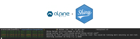 Building a Repository of Alpine-based Docker Images for R, Part II