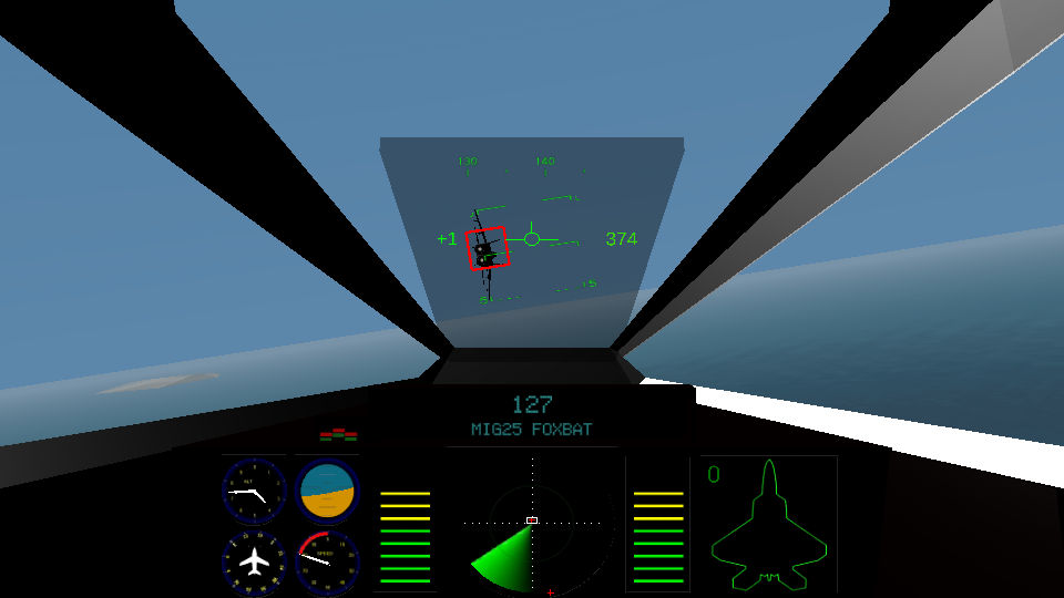 Fighter Pilot Screenshot