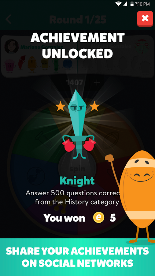 Trivia Crack (No Ads) Screenshot 5