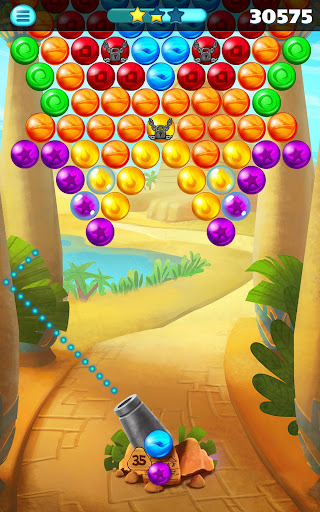 Egypt Pop Bubble Shooter - screenshot