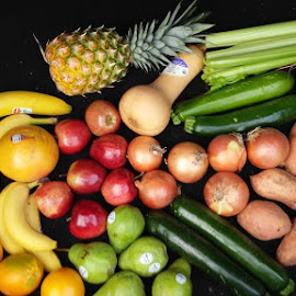 by Debbie Jones - Food & Drink Fruits & Vegetables ( fruit, market, vegetables )