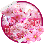 Color Flower Blossom Keyboard Icon