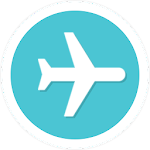 Cheap Airline Tickets Flights Icon