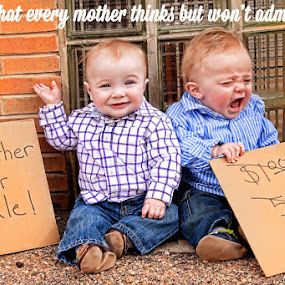 Brother For Sale! by Darci Amundson - Captioned Photos Mother's Day ( child photographer, denver newborn photography, infant photographers, best newborn pictures, denver maternity photographers, newborn professional pictures, baby photographer denver, twins, newborn baby pictures, denver baby photography, maternity pics, denver pictures, brother for sale, newborn photography denver, 1 year old session, photography denver, baby photography denver, newborn pics, denver photographer, denver portrait photographer, mother's day, pwcmothers,  )