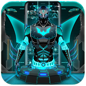 3D Tech Hero Theme