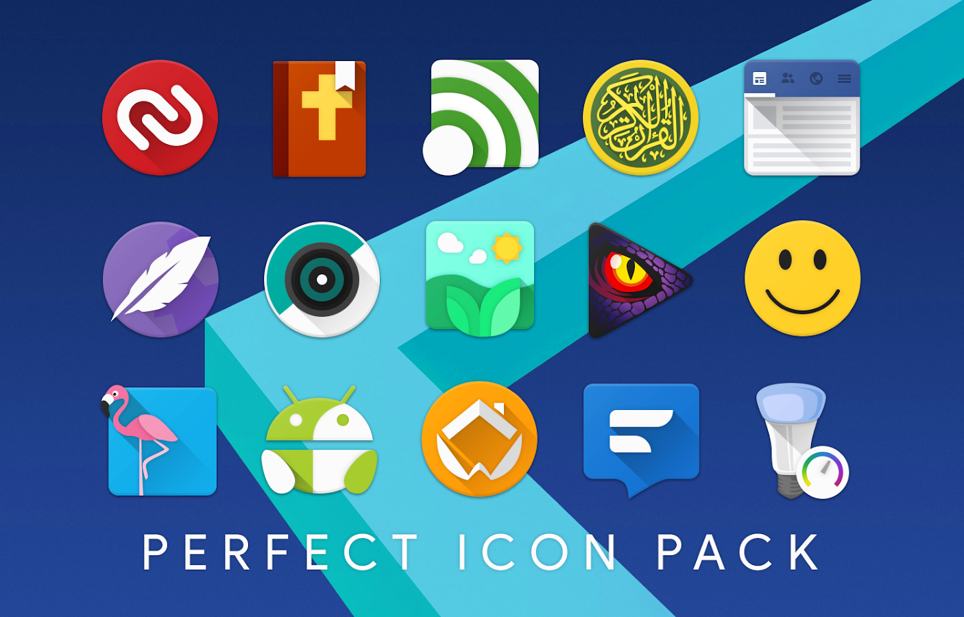 Perfect Icon Pack Screenshot 3