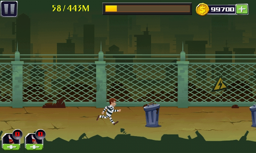 Break the Prison - screenshot