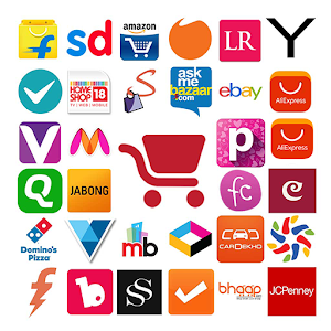 Easy Online Shopping India Icon