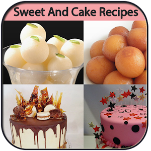 Download Sweets and Cake Recipe For PC Windows and Mac