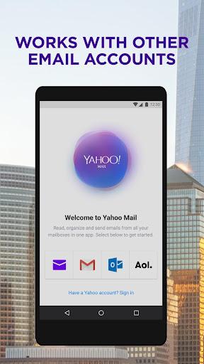 Yahoo Mail – Stay Organized screenshot 1