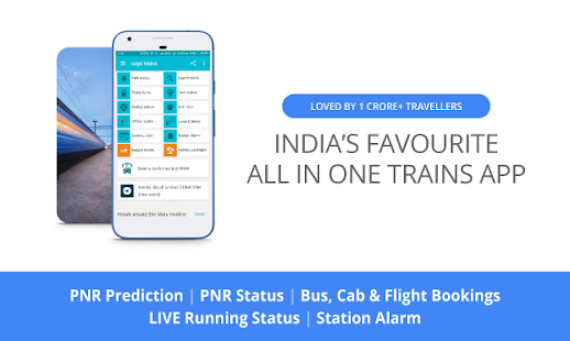 Download Android App Indian Rail Train PNR Status for Samsung