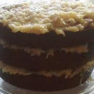 Original German Chocolate Cake