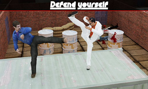 Gangster Escape 3D - screenshot