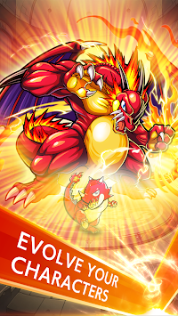 Monster Strike APK screenshot thumbnail 9