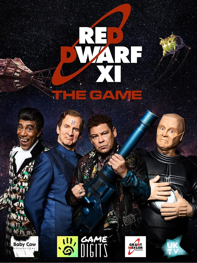 Red Dwarf XI : The Game Screenshot 5