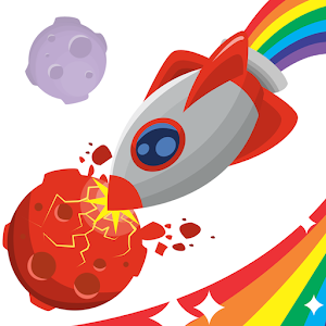 Rainbow Rocket For PC (Windows & MAC)