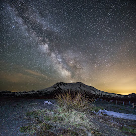 Volcanic eruptions!!!! by Jorge Pacheco - Landscapes Starscapes