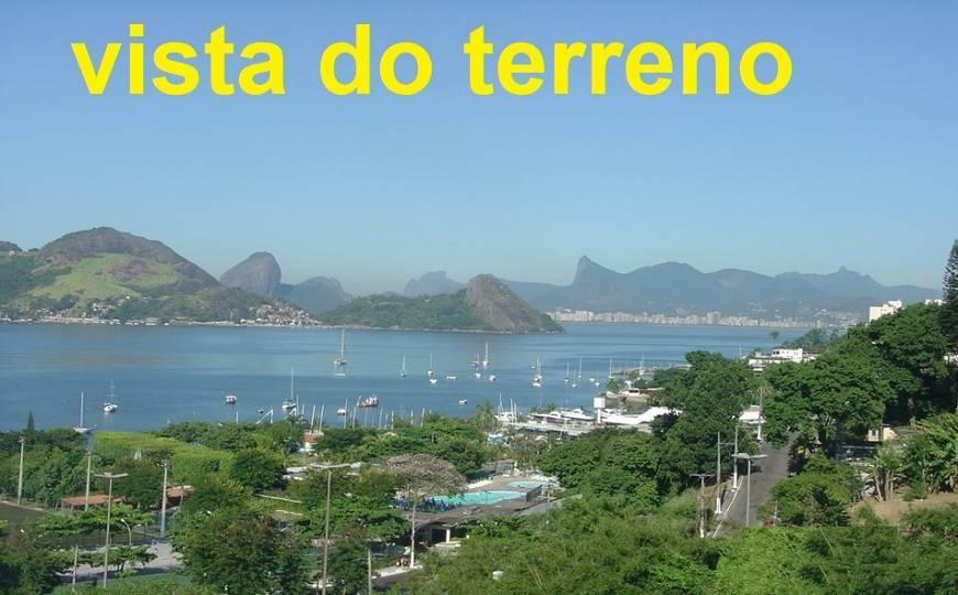 Terreno à venda, 310 m² - São Francisco - Niterói/RJ