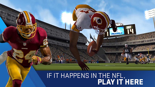 Madden NFL Football screenshot 2