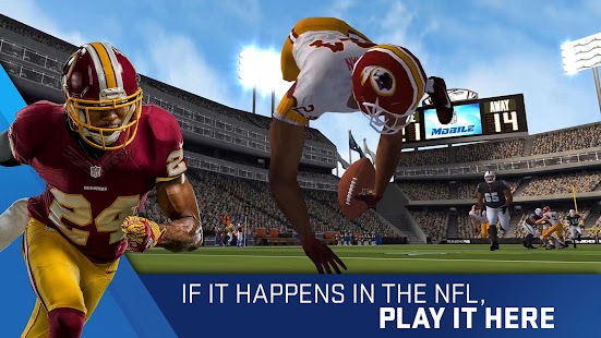 Game Madden NFL Football APK for Windows Phone