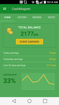 CashMagnet - Earn Money & Gift Card APK screenshot thumbnail 1