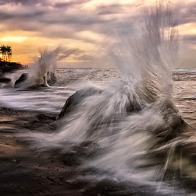 This is Manyar ! by Bigg Shangkhala - Landscapes Waterscapes