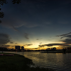 Lake@Kota Kemuning, Shah Alam by Yap Hugo - Landscapes Sunsets & Sunrises