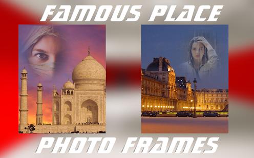 App Famous Places Photo Frames apk for kindle fire