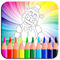 Coloring Book Five Nights APK for Ubuntu