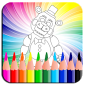 Coloring Book Five Nights APK for Lenovo