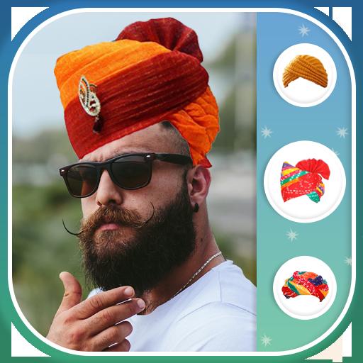 Rajasthani Turban Photo Editor (app)