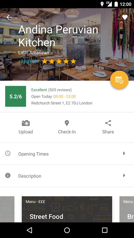 Quandoo - Restaurant Bookings Screenshot 3