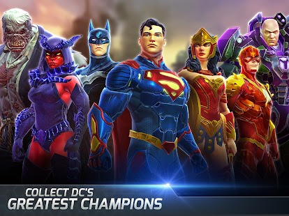 Game DC Legends APK for Windows Phone