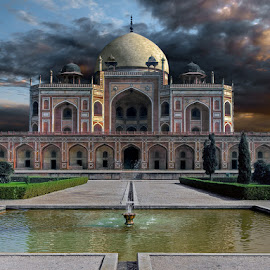 Humayun's Tomb by Khaled Ibrahim - Buildings & Architecture Public & Historical