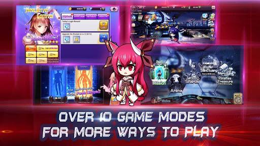 Hero Clash - screenshot