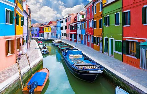 Escape Games - Burano island - screenshot