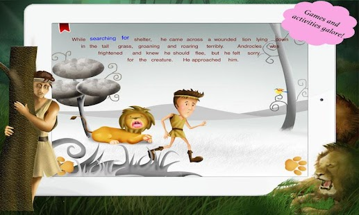 Androcles and the Lion - screenshot