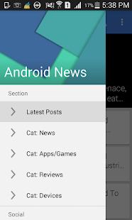News for Android - screenshot