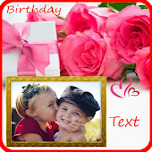 Happy birthday photo frames APK for Ubuntu