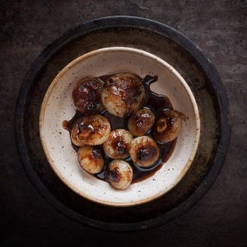 Beer-Braised Cipollini Onions Recept | Yummly