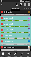 Screenshot of Advanced Download Manager