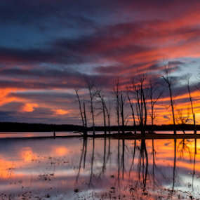 by Blaine Stauffer - Landscapes Sunsets & Sunrises
