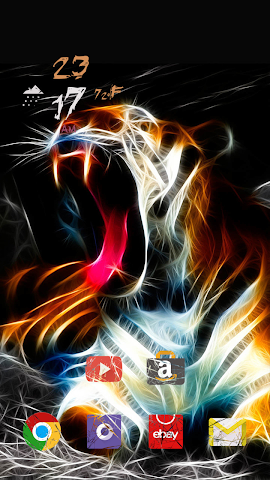 android The Glory of The Tiger Screenshot 1