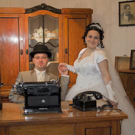 Fati és Gabi by Ingrid Vasas - Wedding Other ( fati és gabi )