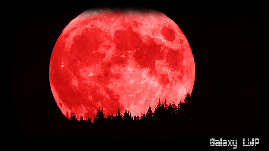 Blood Moon Pack 2 Wallpaper - screenshot