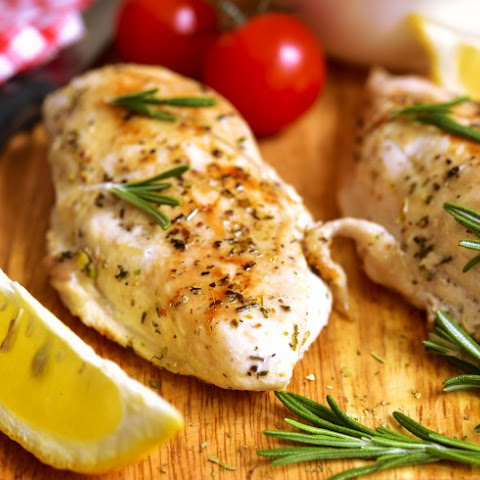 20 Minute Baked Chicken Breasts