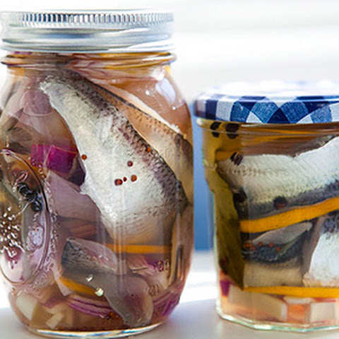 Swedish Pickled Herring