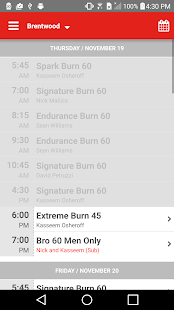 Burn 60 - screenshot