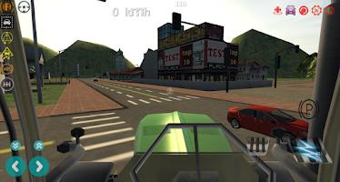 Screenshot of Tractor Driving Simulator 3D